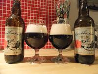 Paralellprovning: Grebbestad Julöl 3.5% vs Grebbestad Julöl 5.3% + Dravel om lågalkoholhaltig öl