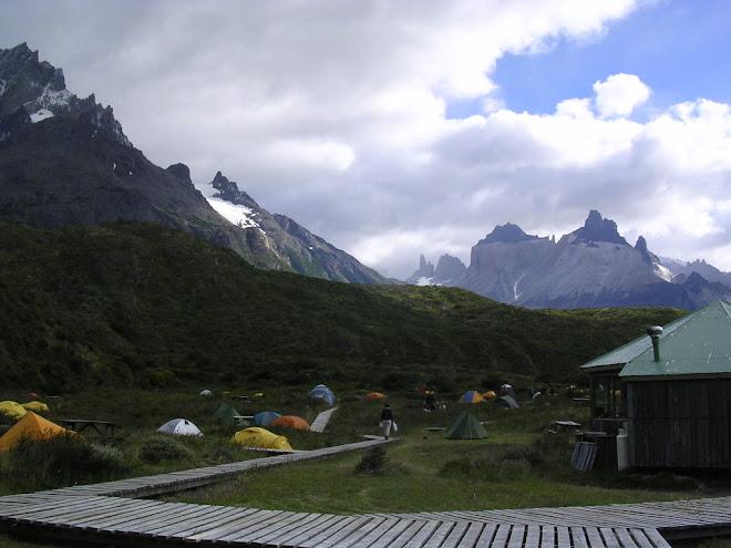 Camping dans le Parc National Torres del Paine