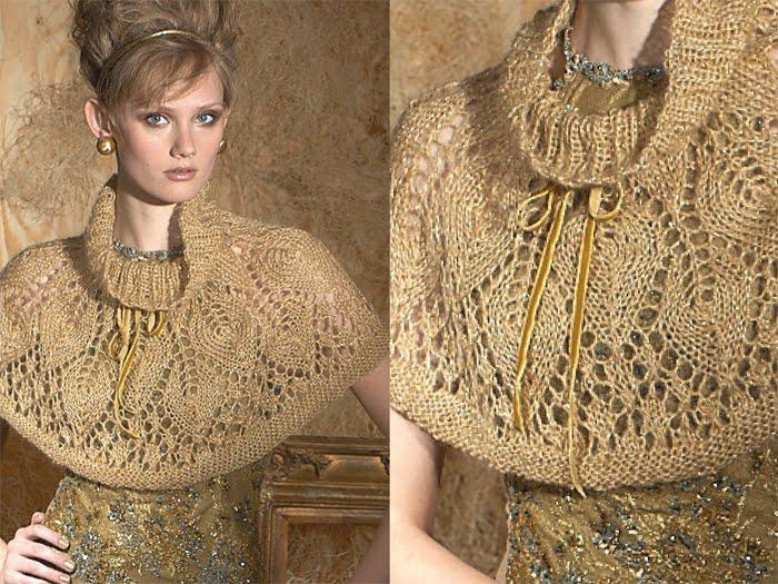Samurai Knitter: Vogue Knitting, Holiday 2010