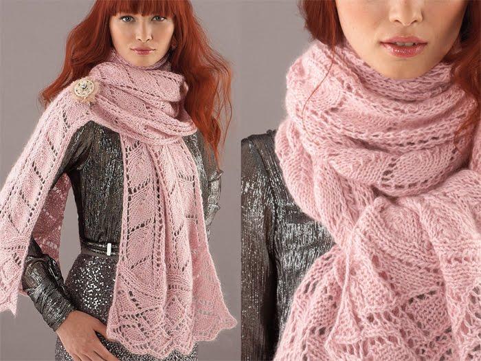 Vogue Patterns Knitting : Samurai Knitter: Vogue Knitting, Holiday 2010