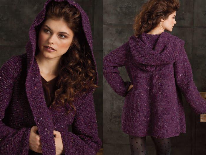 Free Knitting Pattern Hood Jacket : ornekler modeller: orgu Modelleri 2011