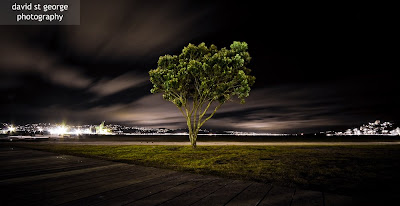 Night Long Exposure David St George Photography