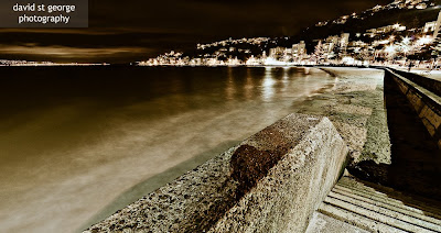 Oriental Bay Wellington David St George Photography