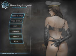 Burning Angels