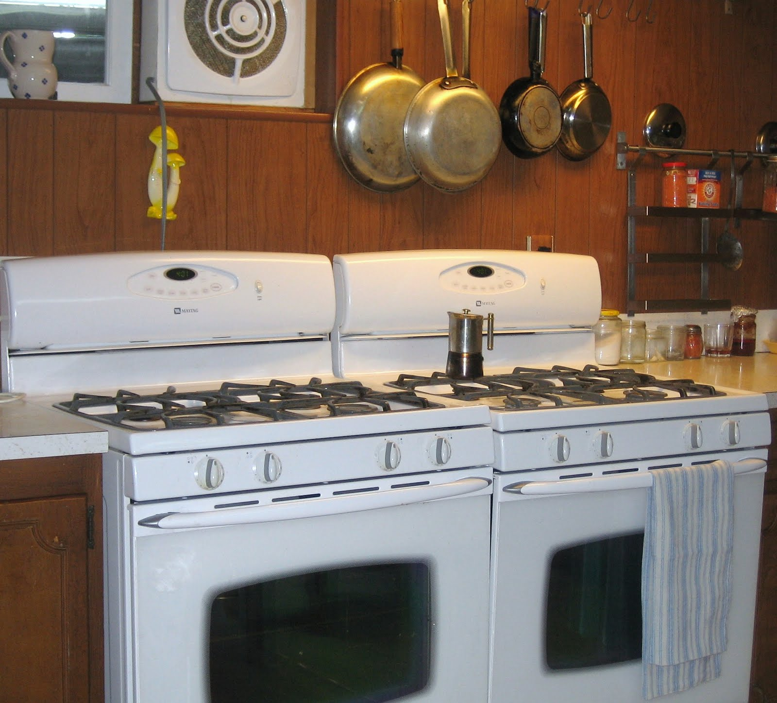LA CASA E IL GIARDINO: Does A $5,000 Stove Make The Cook?