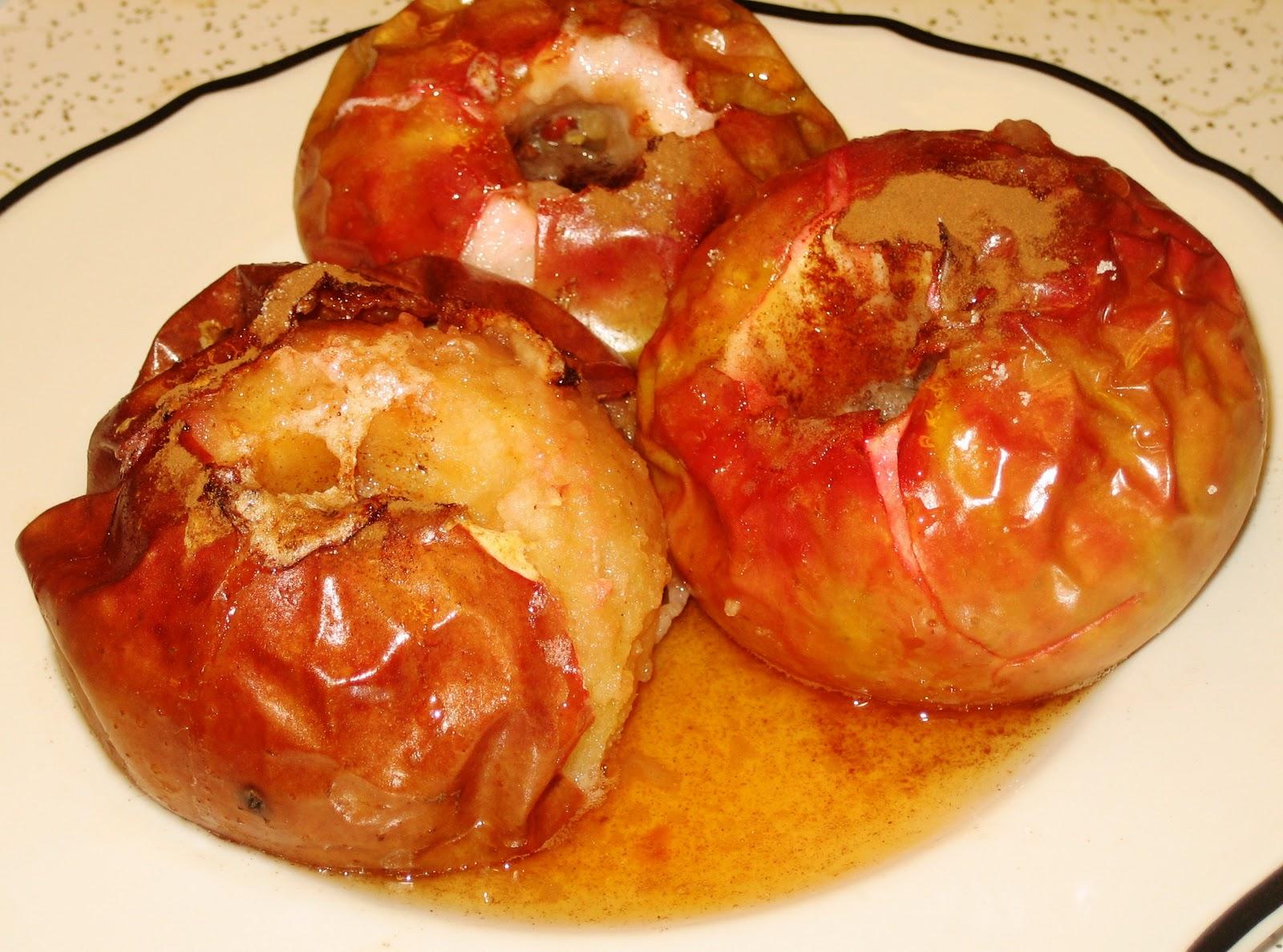 LA CASA E IL GIARDINO: BAKED APPLES - Simple Dessert Without Guilt ...