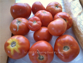 Ripe Tomatoes