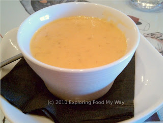 Cup of Lobster Bisque