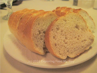 Bread and Butter Service