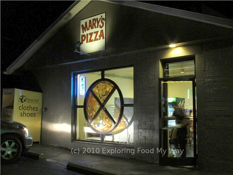 Marys pizza lisbon ohio