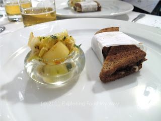 Calf Tongue's Rueben with 14 Day Cured Apple Kimchee