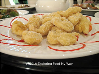 Wok-fried Bananas