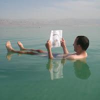 Fakta Hari Ini Sebab Kenapa Manusia Boleh Terapung Di Laut Mati