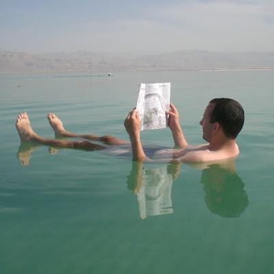 laut+mati billyinfo2 Sebab Kita Boleh Terapung di Laut Mati
