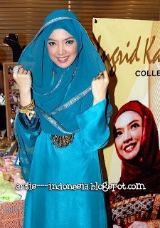 Artis Indonesia Inggrid Kansil 02