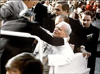 atentado contra Juan Pablo II
