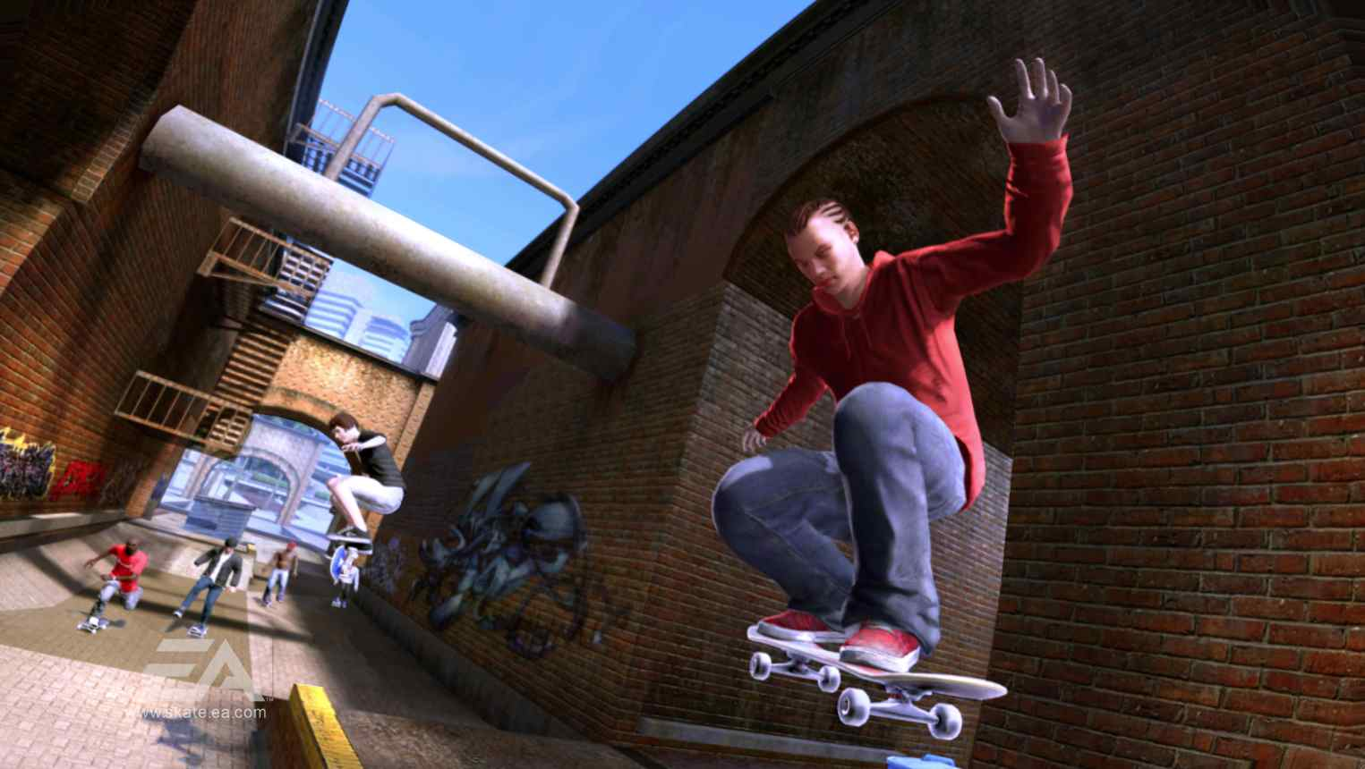 Skateboard Games For Free To Play Online