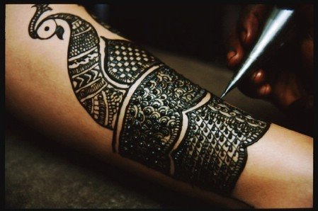 dulhan Mehndi Designs 2010 somethinbeautiful.com