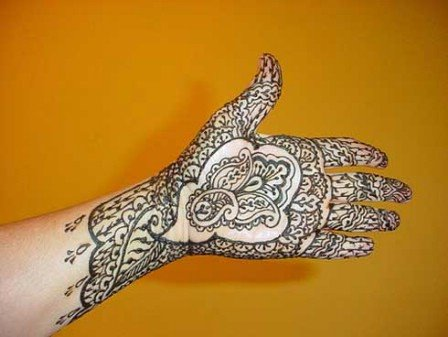 Bridal Mehndi Designs 2010