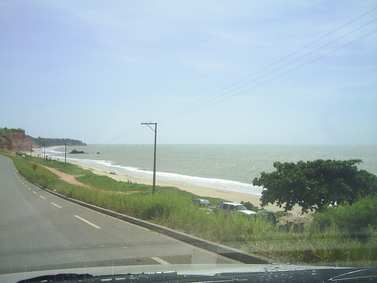 Rodovia do Sol, trecho Maroba-Lagoa do Siri-ES.