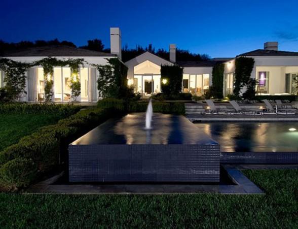 Interior design gallery luxury celebrity home designs at for Celebrity home design ideas