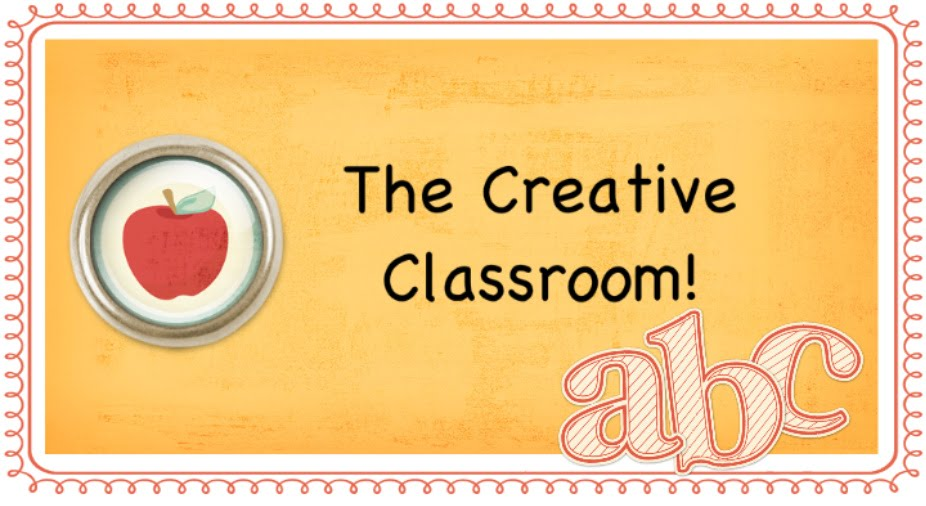 THE CREATIVE CLASSROOM!