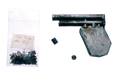 Оружие заключённых, двухствольный пистолет