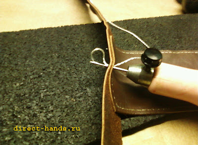 Самодельный чехол для сотового телефона фото 14