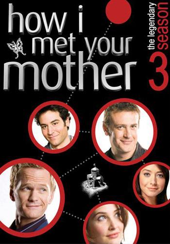 Baixar How I Met Your Mother 3ª Temporada Download Grátis