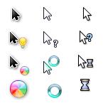 Esquemas de cursores