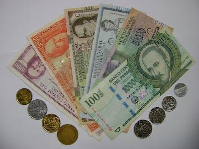 Paraguay: Billetes y monedas actuales