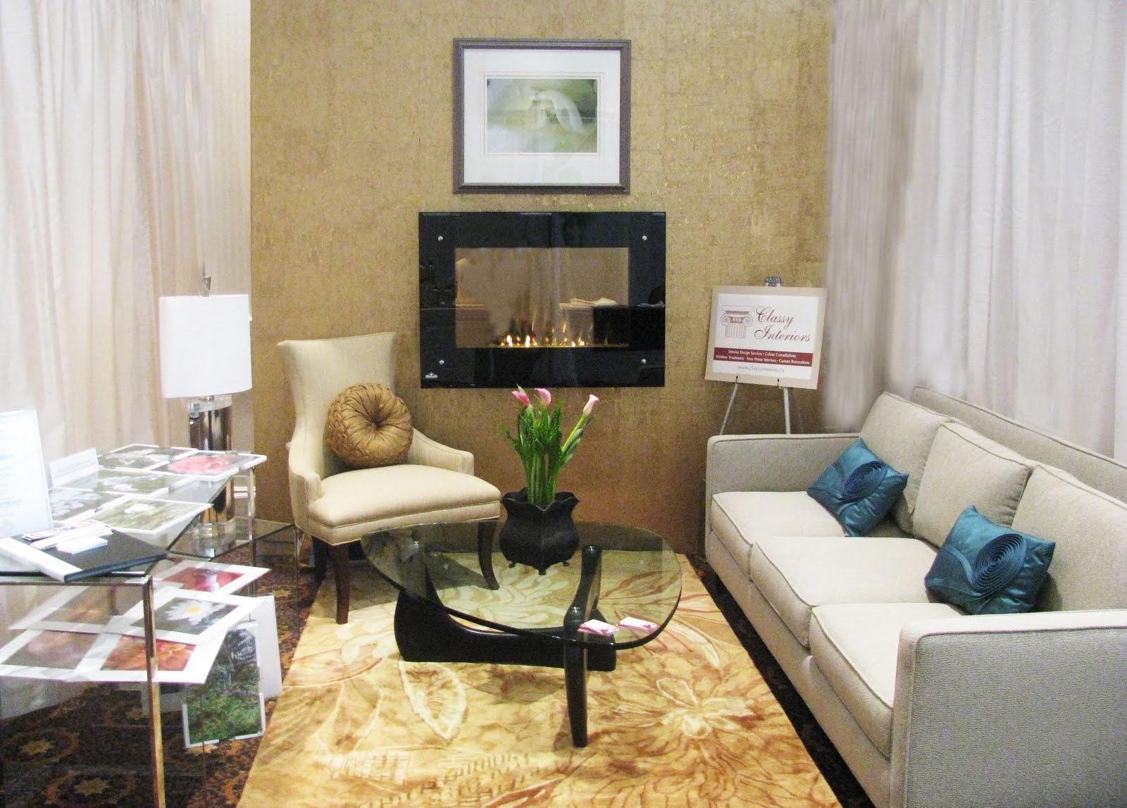 Classy interiors interior design oakville for Interior design house oakville
