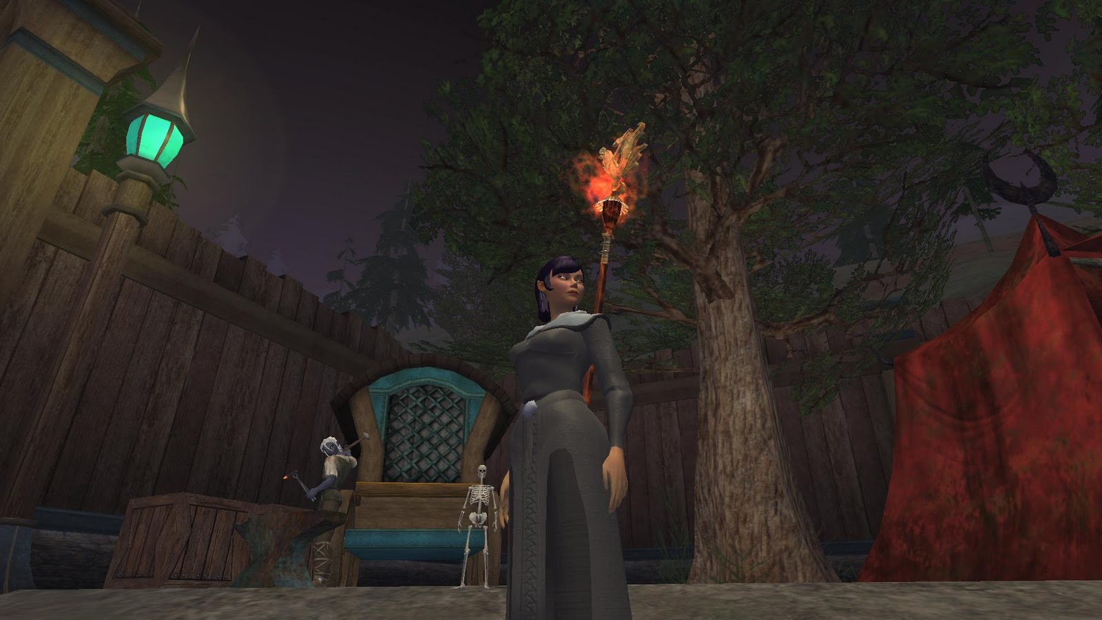 Play EQ2X There Is A Lovely Staff Of The Rising Phoenix To Claim Its In Celebration Leaving Beta Only Available Until October 3rd