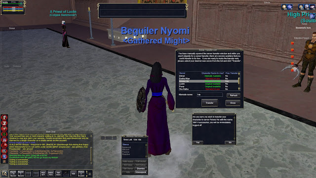 Everquest extra character slots