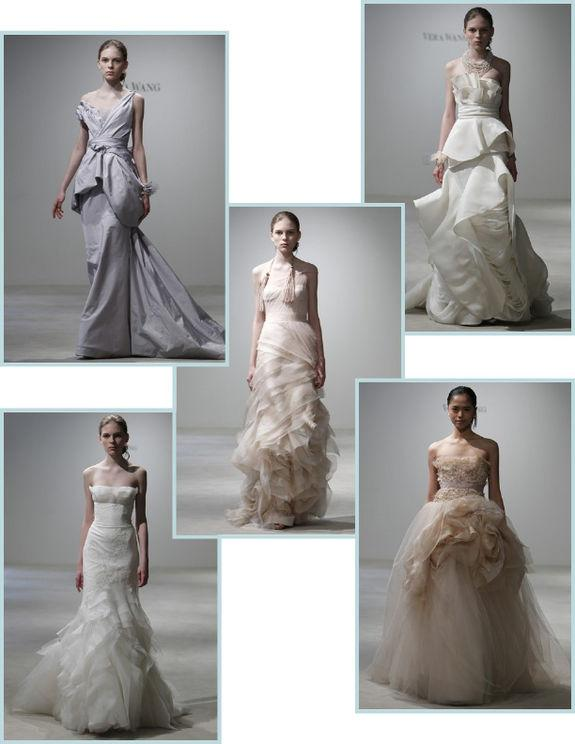 wedding dresses vera wang 2011. Vera Wang Spring 2011 wedding