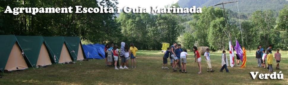 Agrupament Escolta i Guia Marinada