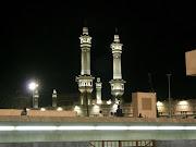Suasana Malam Di MASJIDILHARAM