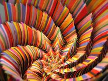 Envuelven colores