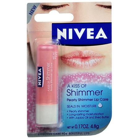 Amazoncom  NIVEA Smoothness Lip Care SPF 15 017 Ounce