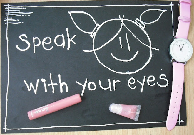 Speak With Your Eyes