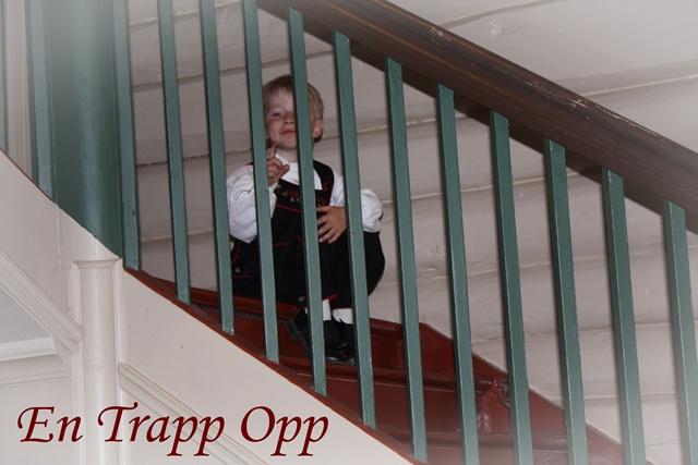 En Trapp Opp