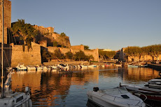 Sunrise, Collioure, France