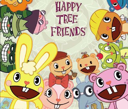 happy tree friends todos los capitulos: