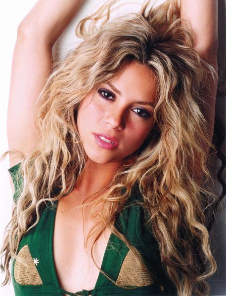 Shakira la mejor de la gala mundocotilleo