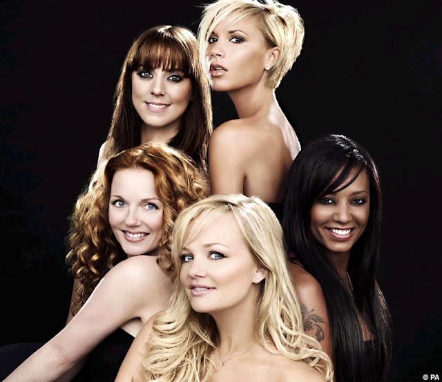 La pelicula de las Spice Girls