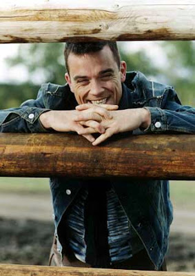 Robbie williams se casa