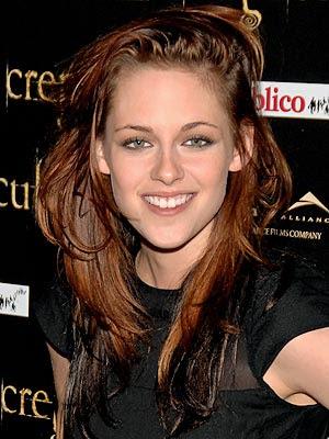 rebelde trabajar pelicula Kristen Stewart
