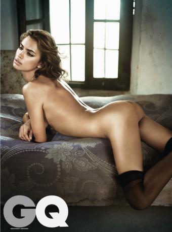 Polémica del desnudo de Irina Shayk