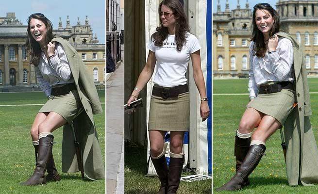 El calzado de Kate Middleton