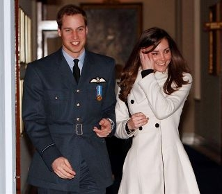 La boda de  Kate Middleton en 3-D